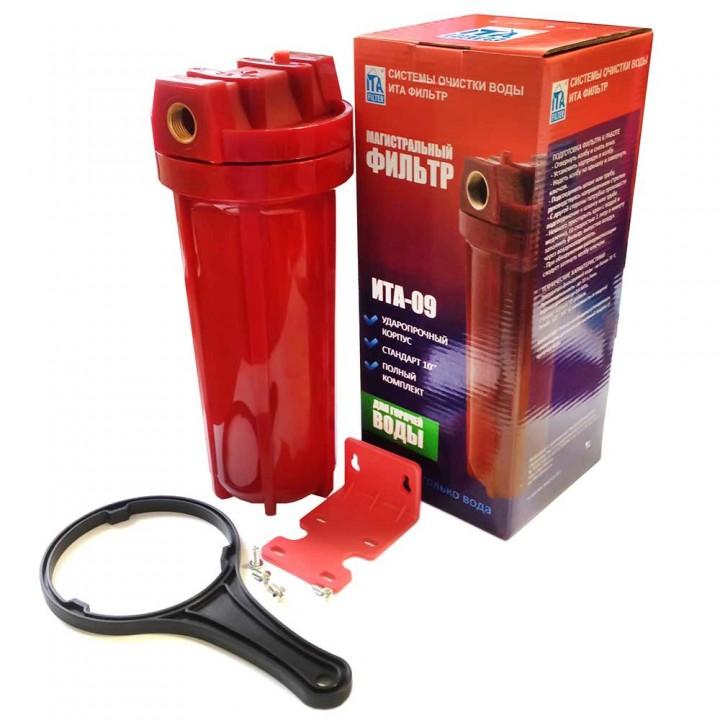 ITA Filter Магистральный фильтр ITA-09-3/4 для горячей воды