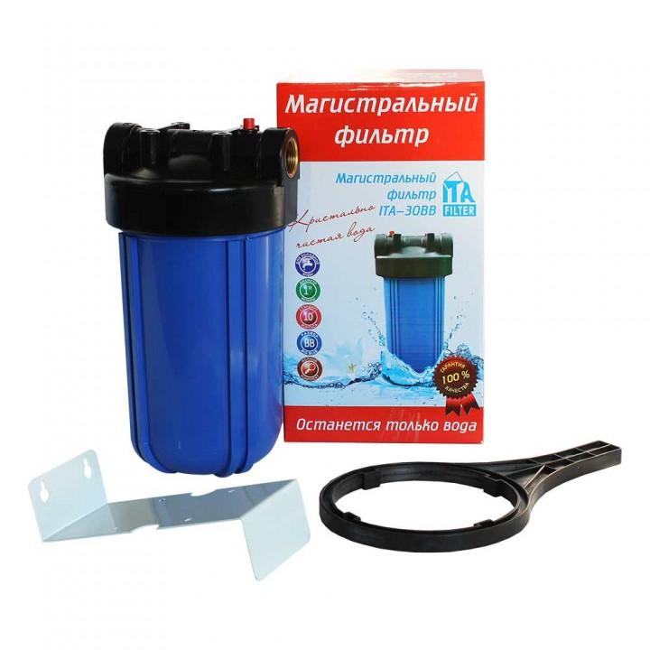 ITA Filter Магистральный фильтр ITA-30 BB_ для очистки холодной воды