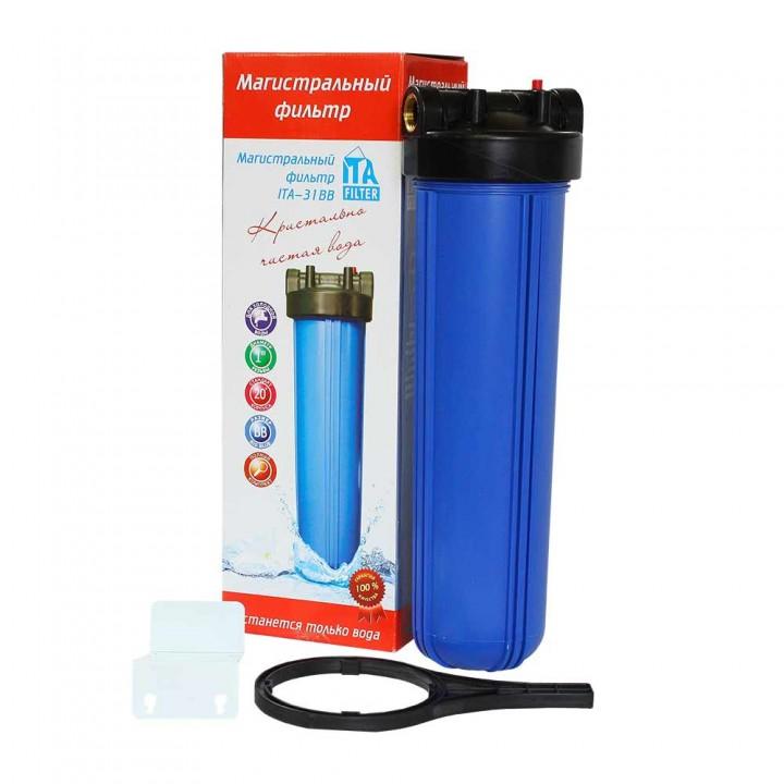 ITA Filter Магистральный фильтр ITA-31BB для очистки холодной воды