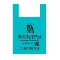 Фирменный пакет от компании ITA Filter