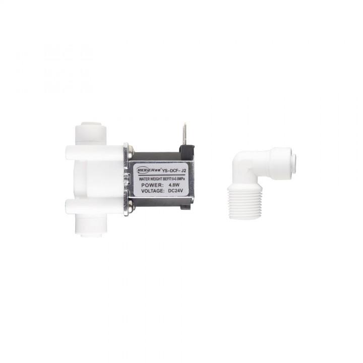 Клапан обратной промывки, ¼, 24V