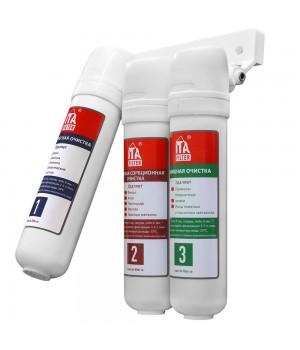 Нева Стандарт модульный проточный фильтр для очистки воды